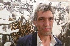 Khosrow Hassanzadeh (photo: Werner Bloch)