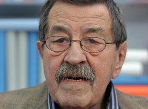 Günter Grass; Foto: AP/dapd