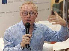 David Grossman (photo: DW)