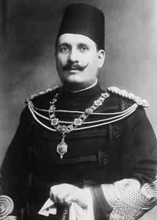 King Fuad I of Egypt