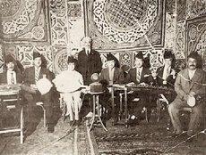The Iraqi Al-Qubbanji ensemble
