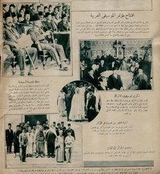 Bericht in einem ägyptischen Magazin über den Kongress