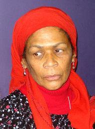 Amina Wadud (photo: DW)