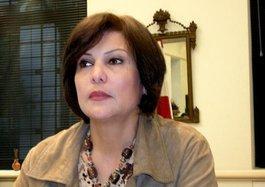 Salwa Bughaighis (photo: Mona Naggar / DW)