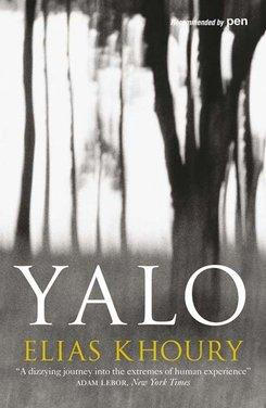 "Cover of the English version of ""Yalo"" (image: MacLehose Press)"