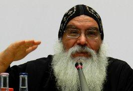 Bischof Anba Damian, Foto: Bettina Marx