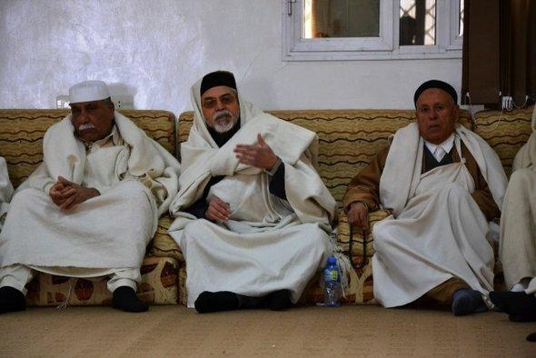 The Bani Walid Council of the Elders (photo: DW)