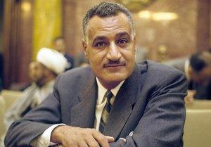 Gamal Abdel Nasser (photo: dpa)