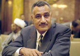Ägypten ehemaliger Staatspräsident Gamal Abdel Nasser; Foto: dpa