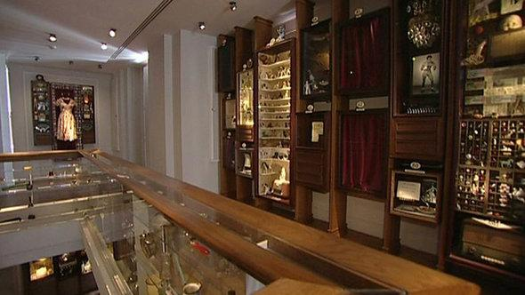 Einblicke in das Pamuk-Museum; Foto: Aygül Cizmecioglu
