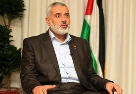 Ismail Haniyeh (photo: picture-alliance/abaca)