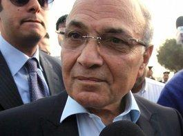 Presidential candidate Ahmed Shafik (photo: dpa)