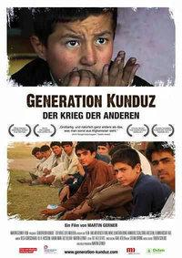 "Filmplakat zu ""Generation Kunduz""; Abbildung: www.generation-kunduz.de"