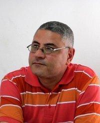 Gamal Eid (photo: Claudia Mende)
