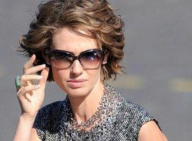Syrian Firts Lady Asma Al Assad (photo: picture alliance/ dpa)