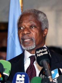 Kofi Annan (photo: dpa)