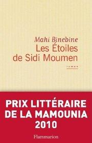 Cover of the French edition of Mahi Binebine's book