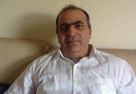 Walid al-Bunni; Foto: Karim El-Gawhary