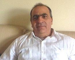 Walid al-Bunni (photo: Karim El-Gawhary)