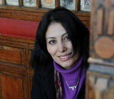 Mansoura Ez-Eldin (photo: Isolde Ohlbaum)