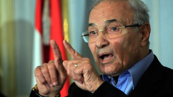 Ahmed Shafik; Foto: AP/dapd