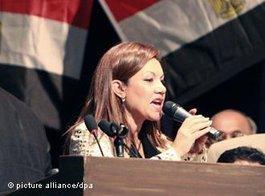 Bouthaina Kamel (photo: dpa)
