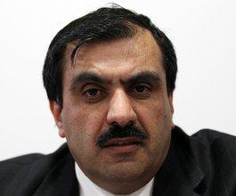 Der Vorsitzende des Islamrates Ali Kizilkaya; Foto: picture-alliance/dpa