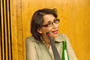Ziba Mir-Hosseini (photo: ZMO)