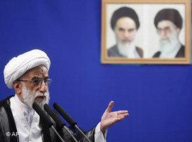 Ahmad Dschannati; Foto: AP