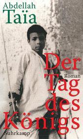 Cover of the German translation of Taïa's latest novel