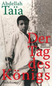 Cover of the German translation of Taïa's latest novel