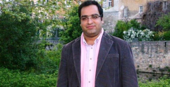 Ziad al-Alimi (photo: Hannah Labonté)