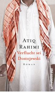 The cover of the German translation of Rahimi's latest novel (© Ullstein)