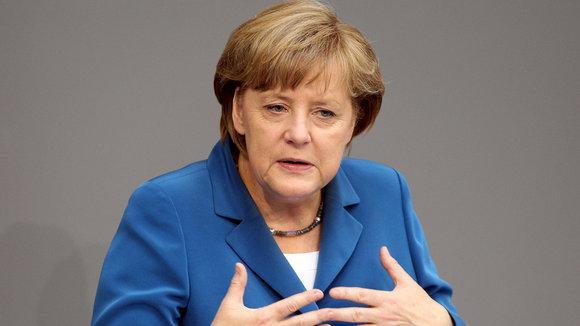 Angela Merkel; Foto: picture-alliance/dpa