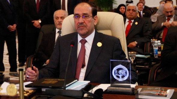 Nouri al-Maliki (photo: Reuters)