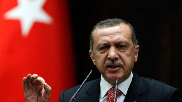 Turkey's Prime Minister Tayyip Erdogan (photo: REUTERS/Umit Bektas)