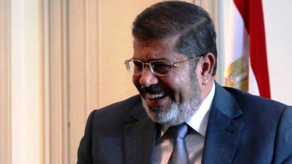 The Egyptian president Mursi (photo: Reuters)