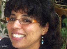 Soraya Moket (photo: DW)