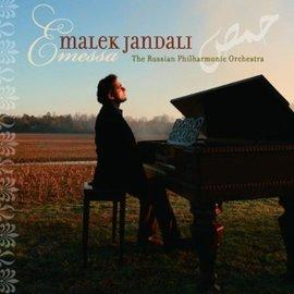 Cover of Malek Jandali's