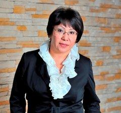 Raushan Sarsembaeva, president of the Kazakh Association of Business Women (photo: courtesy Raushan Sarsembaeva)