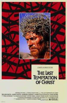 Film poster of The Last Temptation of Christ (source: Wikipedia)
