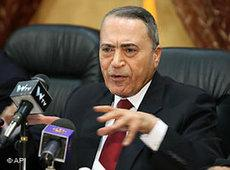 Marouf al-Bakhit (photo: AP)