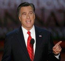Republican presidential nominee Mitt Romney (photo: Reuters)