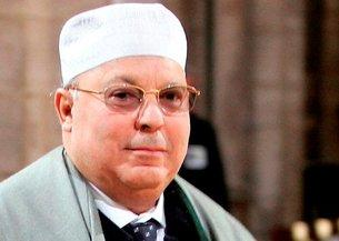 Dalil Boubakeur, head of the Grand Mosque in Paris (photo: Reuters)