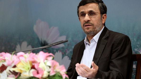 Iran's president Ahmadinejad (photo: Getty Images)