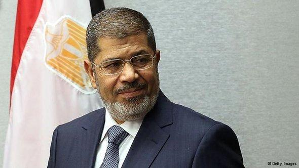 Mohammed Mursi (photo: Getty Images)