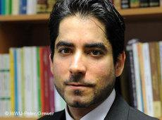 Mouhanad Khorchide (photo: University of Münster/Peter Grewer)