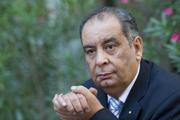 Youssef Ziedan (photo: Luchterhand Verlag)