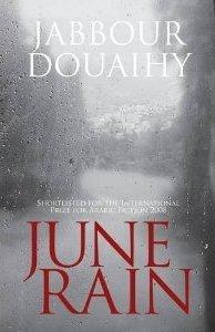 Book cover of June Rain (image: Bloomsbury)