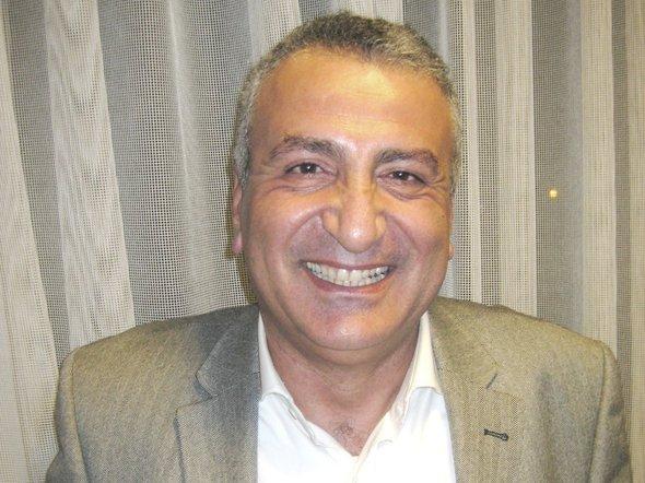 Kamal al-Labwani (photo: Laura Overmeyer)